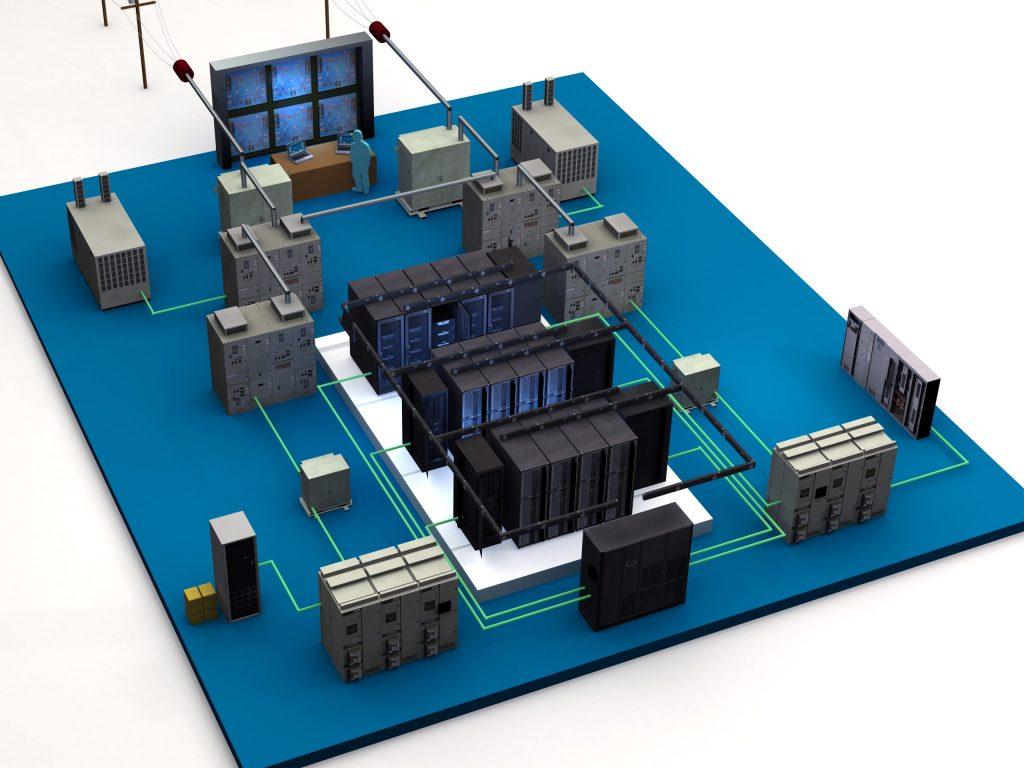 lighting inverter monitoring systems