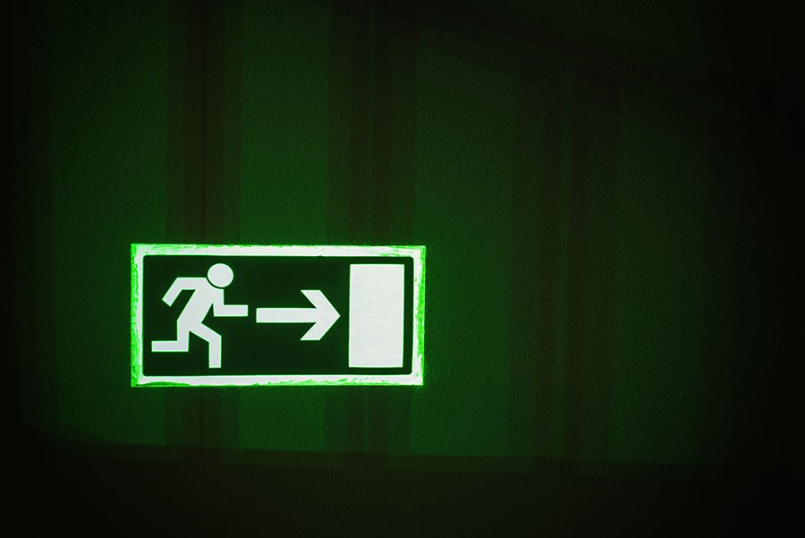 what is an emergency lighting inverter system