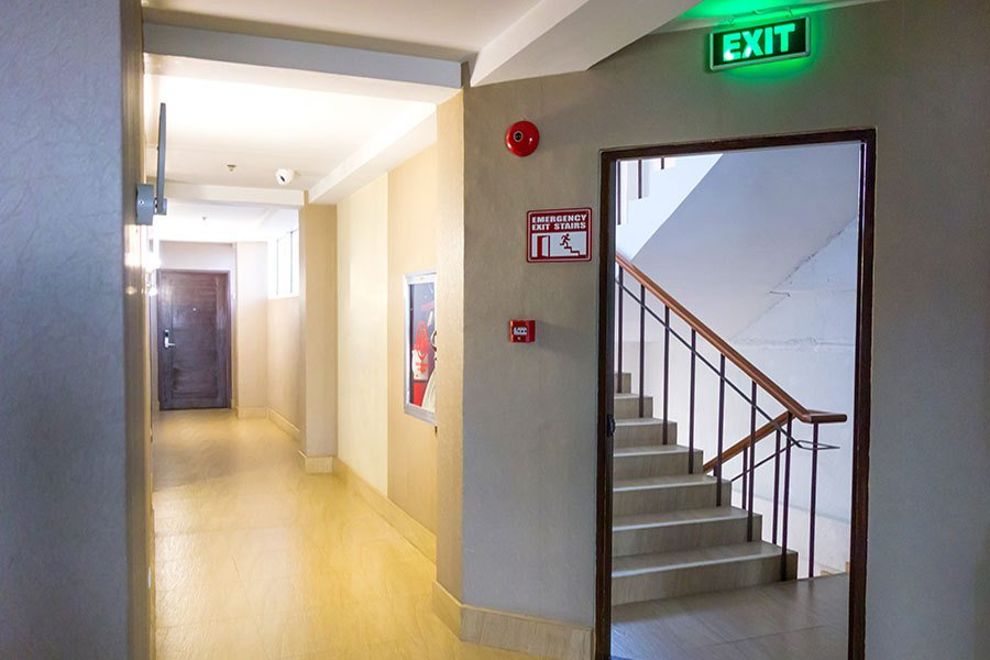 when is emergency lighting required